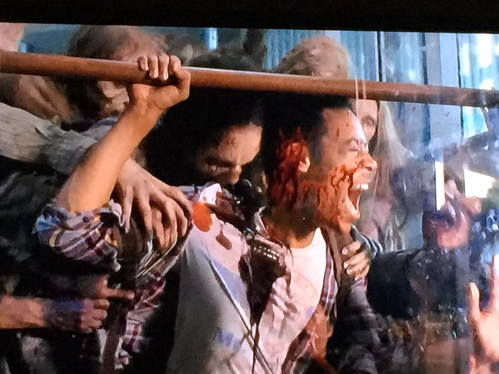 Looks like Everybody Ate Chris #WalkingDead http://t.co/4hBUq7ARcm