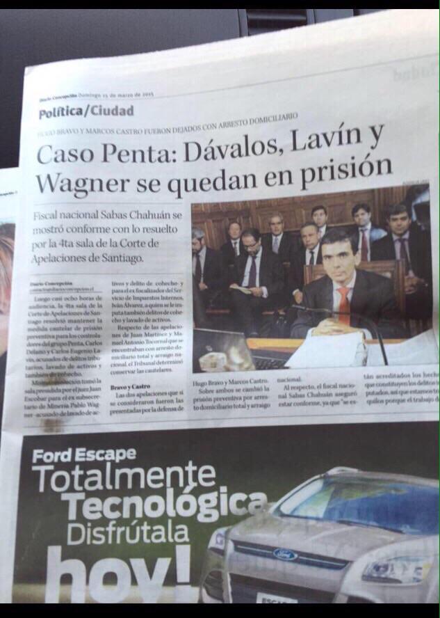 Increíble error hoy  de diario penquista jajaja! lean el titulo con cuidado! http://t.co/LHU23NitPc