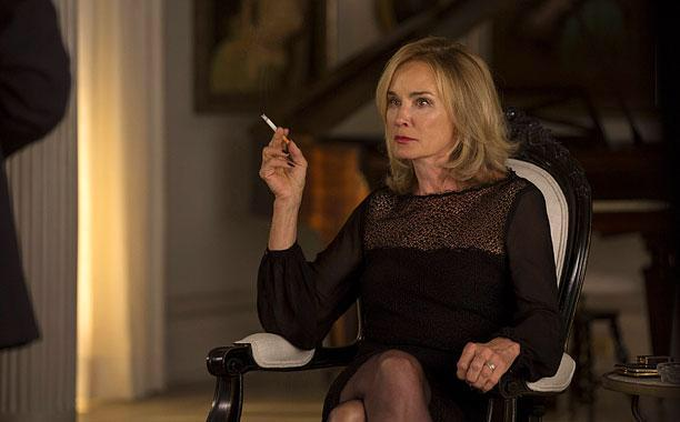 Jessica Lange on her @AHSFX character: 'Yes, I'm done':