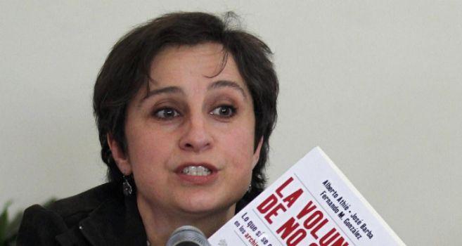 MVS despide a Carmen Aristegui, periodista que destapó el escándalo inmobiliario de Peña Nieto http://t.co/bpgiiGfXcQ http://t.co/zmx7spMJNy