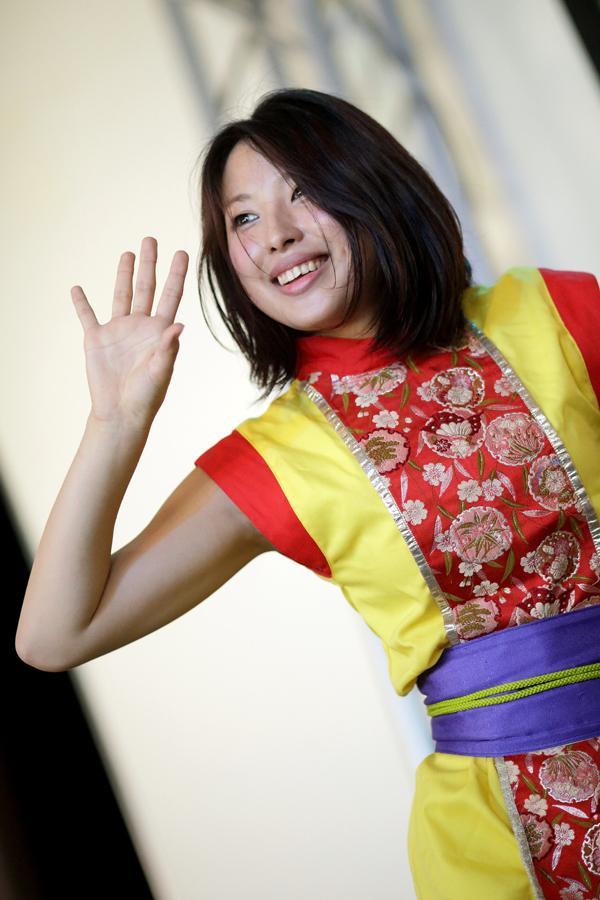 【拡散希望】ご報告 はちきんガールズ!平田伊梨亜がイギリス、オックスフォード大学留学より本日無事日本に帰国いたしました! 皆様 快く送り出していただき充実した時間を過ごさせていただきました!4月18日(土)ライブ再開! http://t.co/zWuFWd1GoN