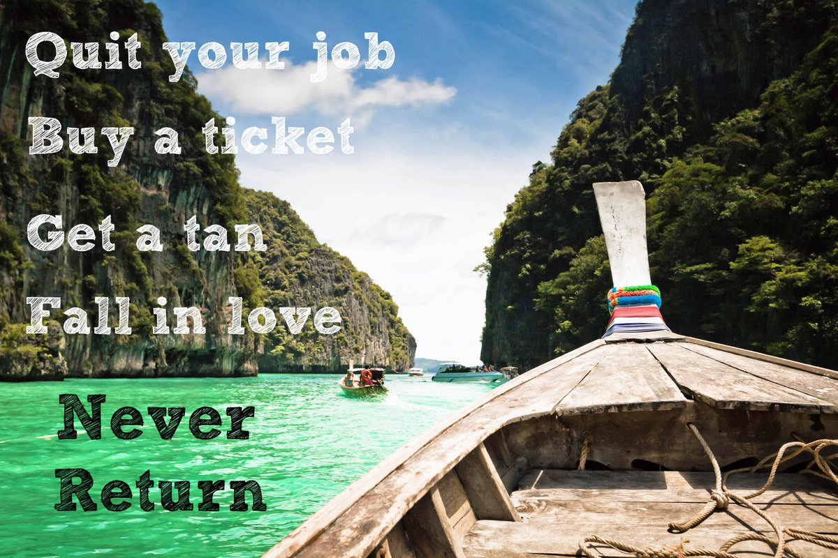 Who lives by this mantra? #travel https://t.co/TYtbu9oO9K http://t.co/V8bbCTgUET