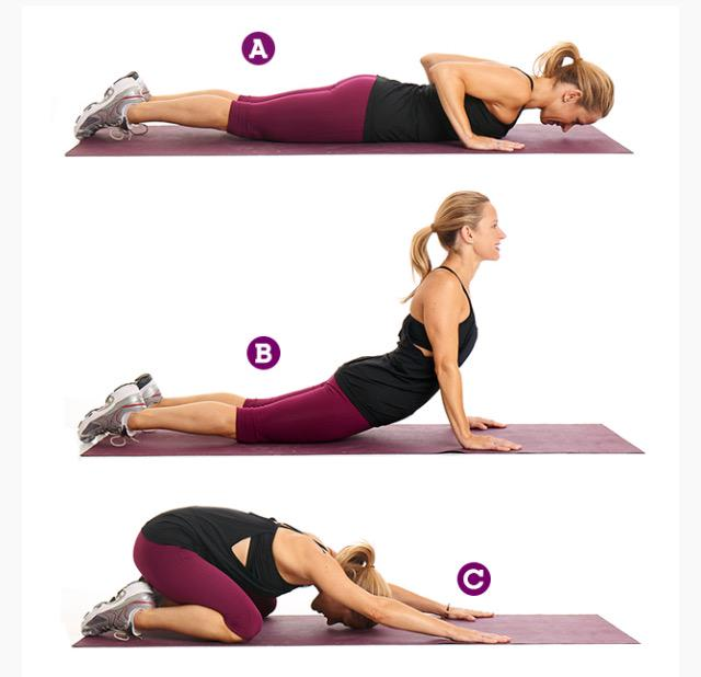 Wake up stretches with me! @PreventionMag http://t.co/UedDX9I6I7 http://t.co/IrKHta13UE
