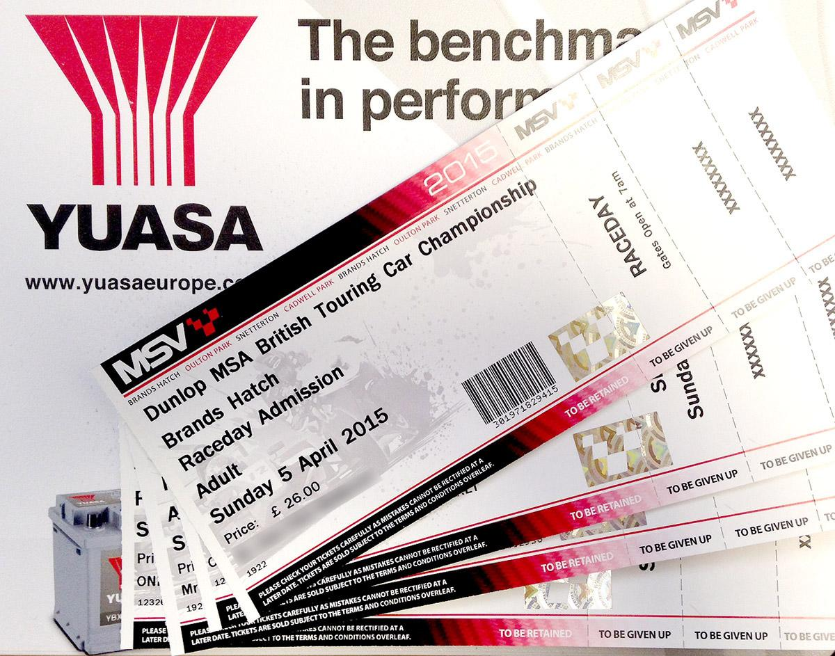 To coincide with our Twiiter name change we are giving away free #BTCC tickets to Brands Hatch on 5th April... http://t.co/XsiHYAgWYj