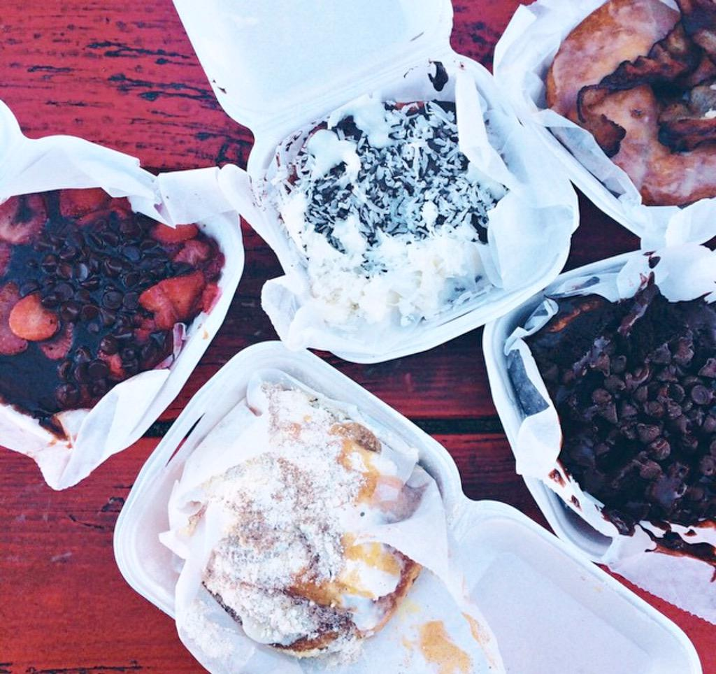 Welcome to Austin! Come check out our Big. Fat. Donuts. #SXSW http://t.co/7GALvWHlqj
