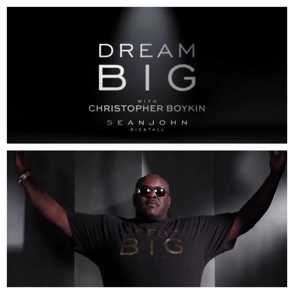 Checkout @BigBlack 's new @seanjohn line of big&tall apparel. Get it here @ http://t.co/UZP2v2ZoIe http://t.co/jCOTKvDGMt