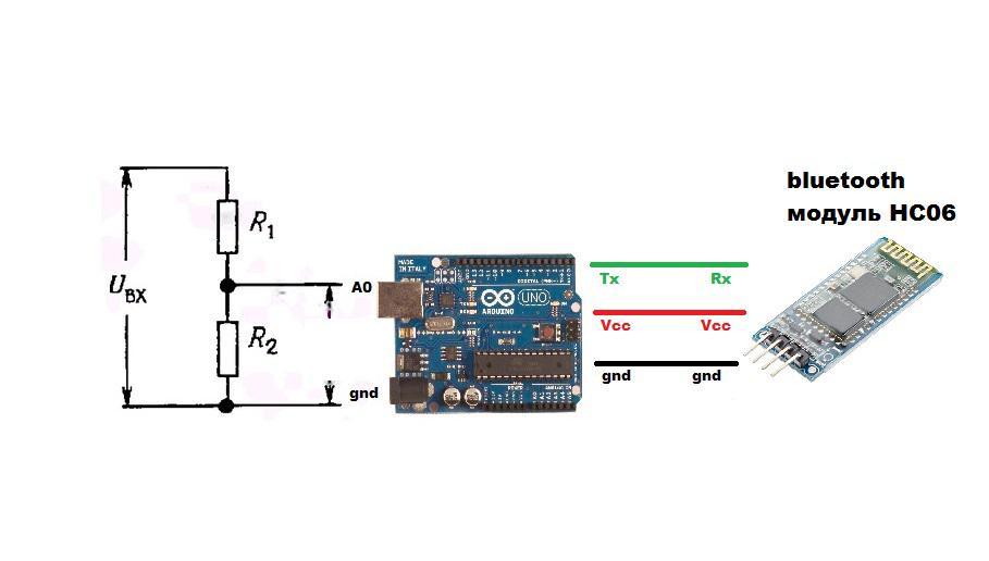 "Хабрахабр on Twitter: ""Bluetooth-вольтметр на базе Arduino: http://t.co/8q2s2r9xwL. Продолжаем ""скрещивать"" Arduino и Android. h"