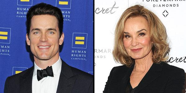 Jessica Lange confirms her exit from AmericanHorrorStory as Matt Bomer joins the cast @AHSFX