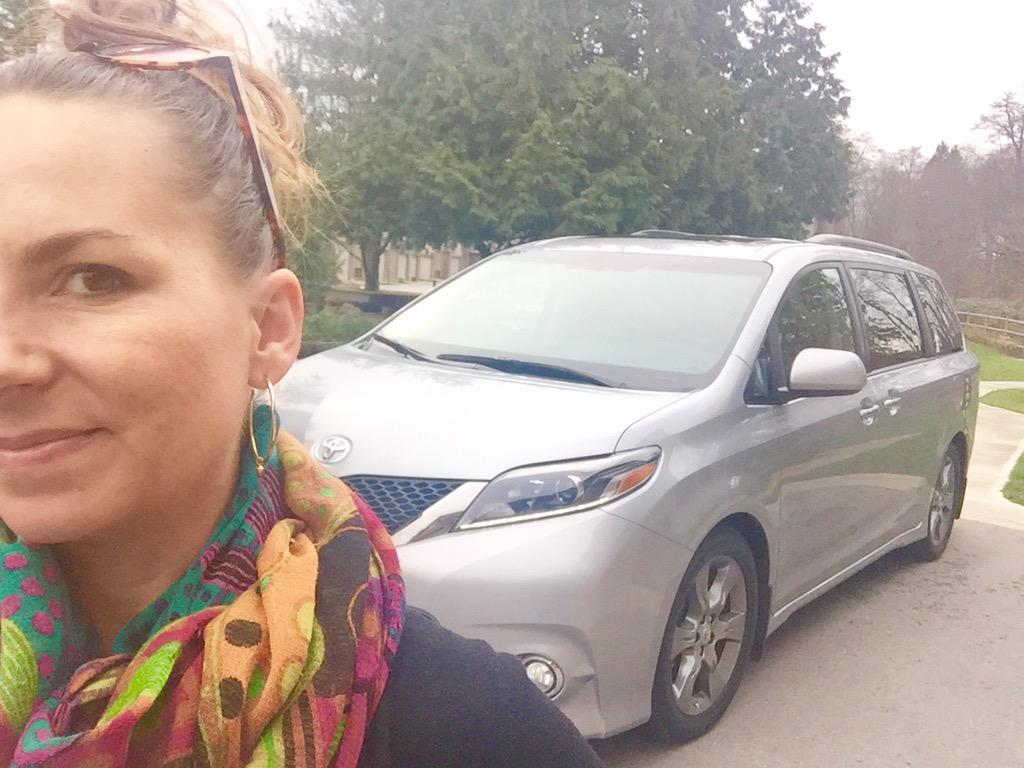 I drove the @ToyotaBC #Sienna and I liked it! #ownerapproved #minivan #familycar http://t.co/PGf41qxNVF http://t.co/5fggNF6Z6G