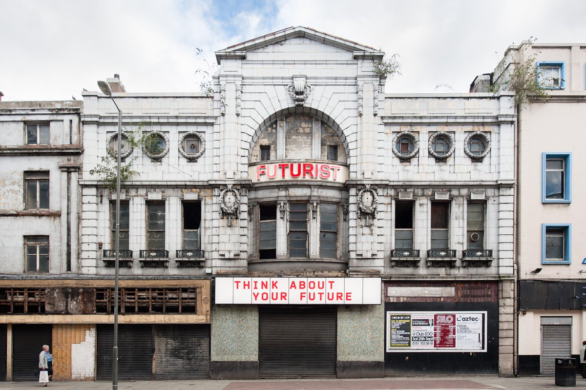 The Futurist. Liverpool's most important building? http://t.co/6ny44ZQfax /cc @wemakeplaces @7streets @Lesleymullally http://t.co/OUEFNmbc3Q