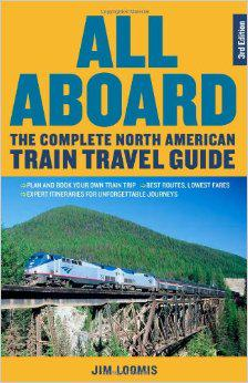 Book Review – All Aboard: The Complete North American Train Travel Guide http://t.co/YjUGPnEDS9 #travel #book http://t.co/7nXzuesLDZ