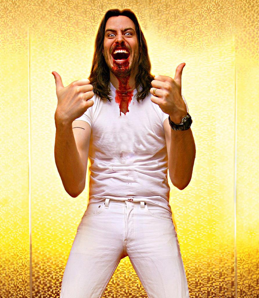 JUST ANNOUNCED!  @AndrewWK • Friday May 1st • On Sale Friday http://t.co/eQx7aQgSV5