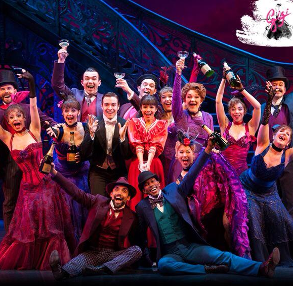 Vanessa Hudgens on Broadway? You don't say! Tickets for @GigiOnBroadway go on sale tmrw at 2PM via NYUHome! http://t.co/G3Q9MP9tY1