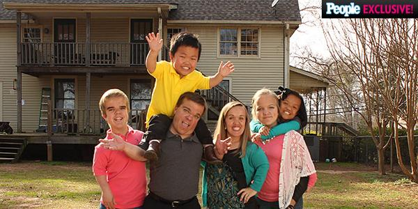 EXCLUSIVE: Meet the 7 Little Johnsons, @TLC's newest reality-show family