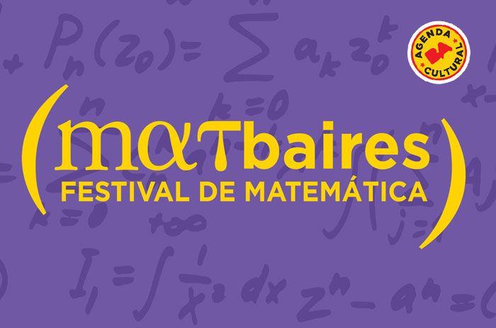¡Llega MatBaires! Festival de Matemática #gratis. Del 18 al 22/03. Info en: http://t.co/npQw7ZXPVj http://t.co/SSDTKs4EKE