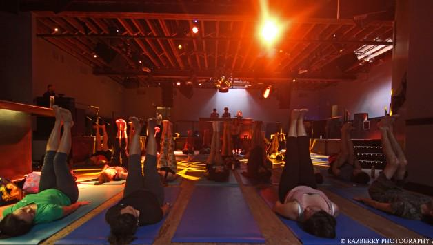 What happens when you pair electronic music with yoga? @VerbotenNewYork #DrillingerDoes http://t.co/ZwKvcuwRKj http://t.co/wKaAJoMfSg
