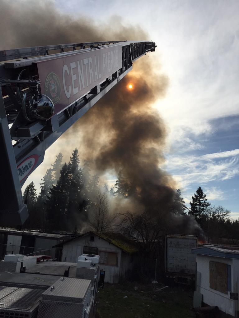 Wrecking Yards Tacoma Wa : Breaking news on spanaway wa us breakingnews