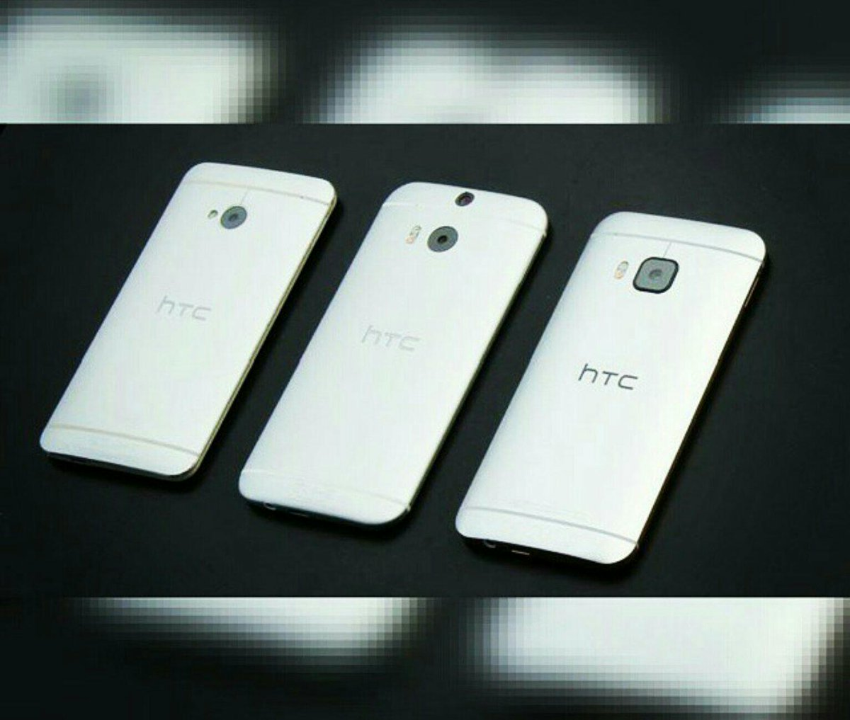 Beauty of Perfection, Evolution in order #HTCOneM7 #HTConeM8 and the all NEW #HTCOneM9 coming soon Get ready @HTCUSA http://t.co/dncnaXXb70