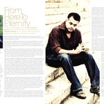 Our exclusive with the Eternal Romantic @menongautham... Happy reading! http://t.co/NUtOrm8H1T