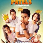 New poster of #SolidPatels. Trailer launch on 18 March. Film releases 24 April http://t.co/VTvRA5bdAX