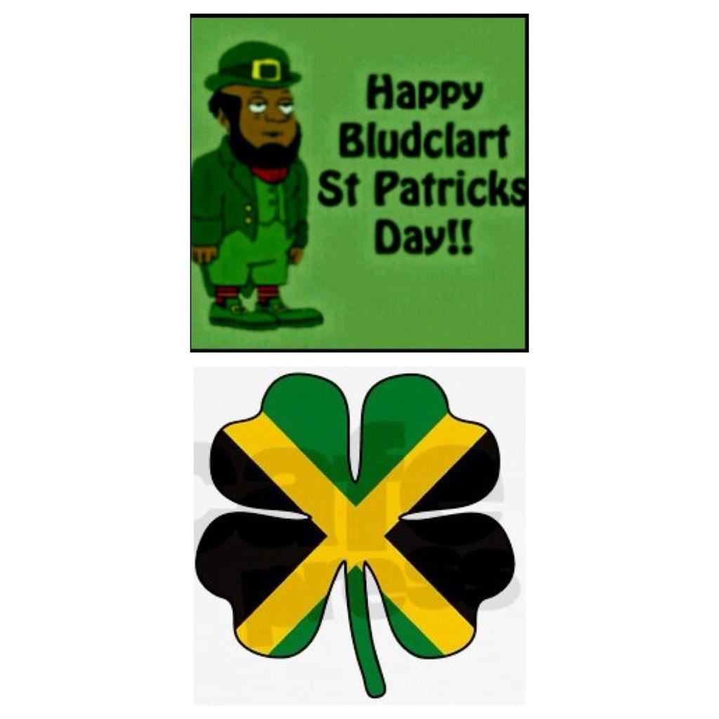 Being Irish & Jamaican ...we count the same '1,2...Tree' ...Go'Arn ..Gwan!!!   & we love a Guinness ....so ...