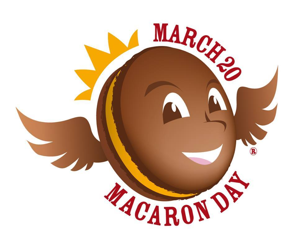 Don't miss Macaron Day, March 20th! 1 Donation, 1 Macaron, in support of @cftrust. We look forward to seeing you! http://t.co/wFH27nqg4t