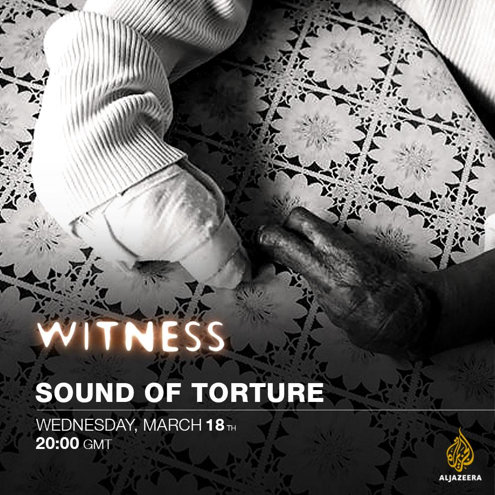 A Witness must watch! Sound of Torture. #Eritrea #Sinai #Israel #refugee http://t.co/pGPw05Ui4A