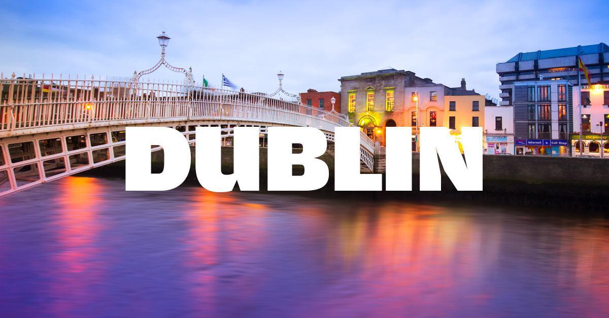 Suorat meno-paluulennot Dubliniin 30.3. alkaen jopa 6x viikossa. Varaa omasi, alk. 199 €: