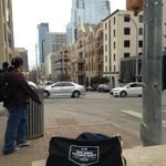 Two passes sitting on 7th and Brazos!!! #mtsxsw #sxswi #sxsw http://t.co/KqROQGPz8P