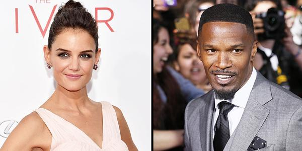 EXCLUSIVE: Are Katie Homies and Jamie Foxx secretly dating?
