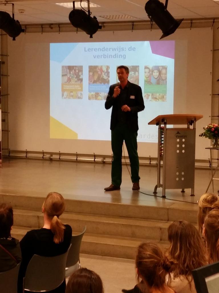 IJsbrand Jepma van @SardesUtrecht over De Lerende Organisatie. #PMKinspiratie http://t.co/pbaVVDTCv7