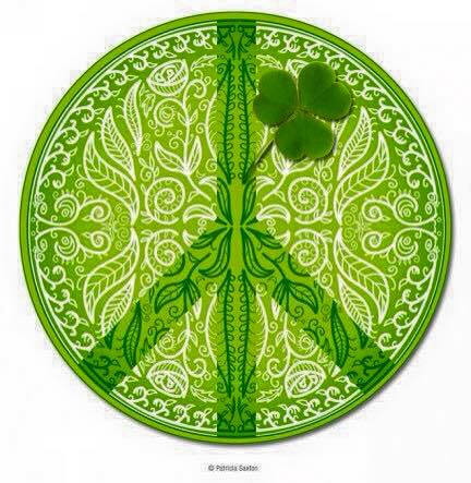 I Declare World Peace ##IDWP Happy St. Partrick's Day. #Ireland http://t.co/Ro21DxJrkG