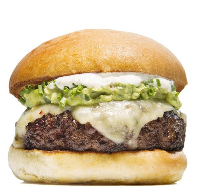 We might not dress in green on #StPatricksDay but we do eat green w/ the Avocado Ranch Burger! #HappyStPatricksDay http://t.co/FIGRvDJhBk