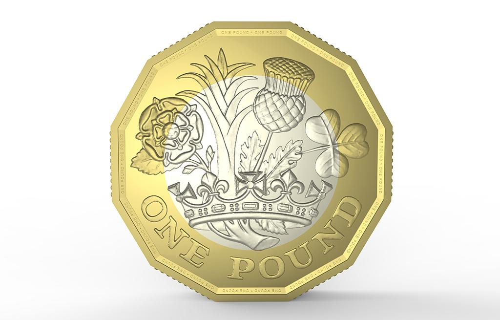 Here it is – the winning design for the brand new £1 coin. More details to follow tomorrow #yourpoundcoin http://t.co/sUhCx9ZeOV