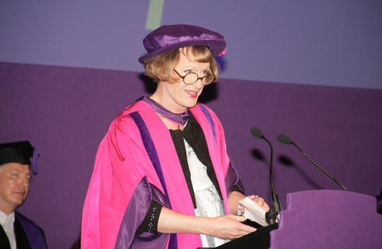 Grayson Perry is going to be the new Chancellor of @UniArtsLondon. Hurray to that. http://t.co/UAkwfNqQWj http://t.co/05I5QQ6x3i