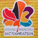 The inauguration of Vishnu Manchu Art Foundation. Those are the artists that are taking part in the event.
