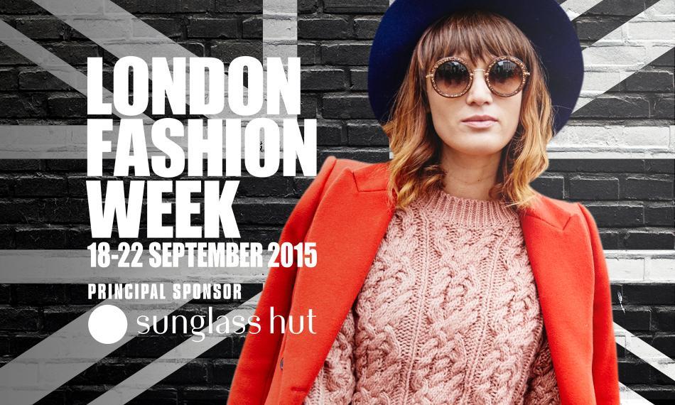 We can't keep it a secret any longer. Sunglass Hut is now the principal sponsor of London Fashion Week! #LFW http://t.co/uY4oc5mOCI