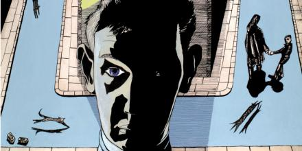 NEWSFLASH: We're going to be presenting an adaptation of Alasdair Gray's Lanark by David Greig at #edintfest 2015 http://t.co/ntYTWrq203