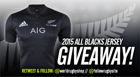 GIVEWAY: RT & Follow @FollowRugbySite for your chance to win a 2015 All Blacks Home Jersey! http://t.co/DLfPlaLrT4