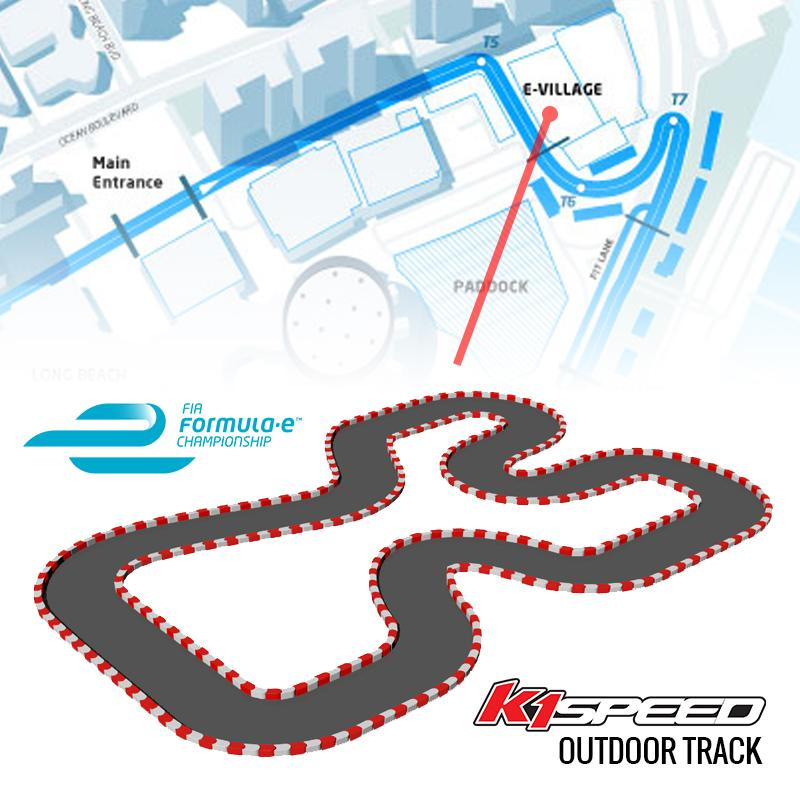 K1 Speed to open first-ever all-electric outdoor kart track during @FIAformulaE #LBePrix http://t.co/2AcuHGgsYW http://t.co/9jXeTAIwng