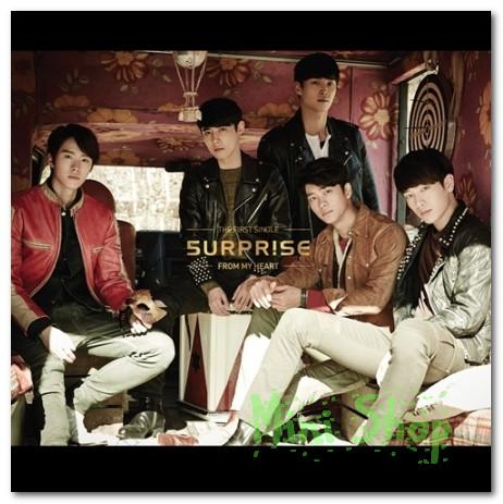 [PO] 5URPRISE - From my heart - IDR : 130.000 http://t.co/WpuzoMiy2W