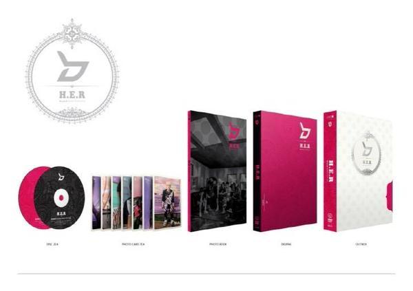 [PO] BLOCK B - Her Music Story 2 DVD + 50P PHOTOBOOK + 8 PHOTOCARD SET + POSTER - IDR : 450.000 http://t.co/xJsZB9QNLH