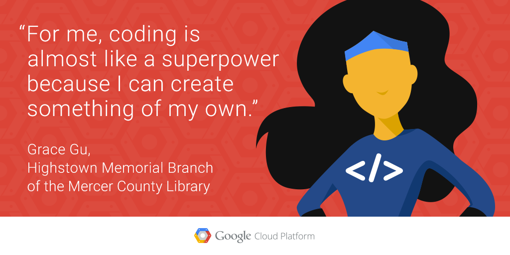 What's the first thing you created with code? Share your thoughts to inspire girls to be #FutureCoders @khanacademy http://t.co/ZenKwNCQX1