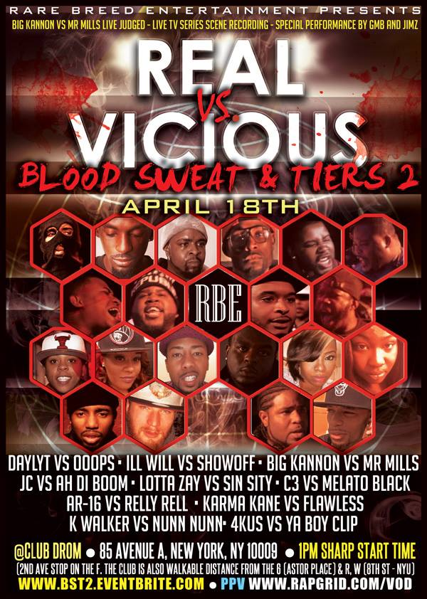 """@ItsARP NEW BLOOD SWEAT & TIERS 2 FLYER @DAYLYT2k @OOOPS4300 @illwill6deep @Showoffs_Talent @BigKannon @MrMills2212 http://t.co/pvrgbaoban"""