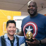 RT @Newegg: Pics are up from our event w/ @shaq & @MonsterProducts! >> http://t.co/mBXQmrZ642  Tag yourself if you were there! http://t.co/…