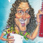 Sneak peek at some art (by Sam Sisco) from next month's MAD Magazine (which I'm guest-editing!) http://t.co/GFQNJXhTph