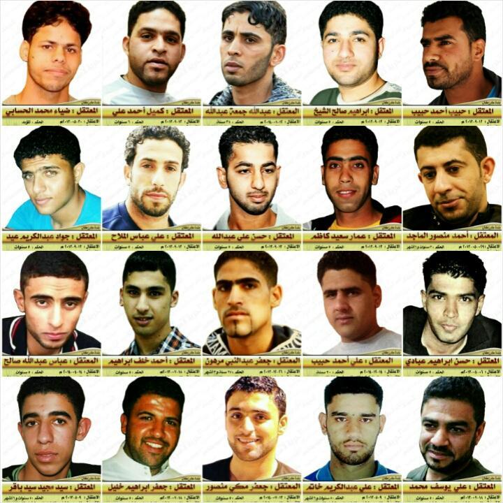 #البحرين #كرزكان نيوز صورة<1> لليوم التاسع على التوالي والأخبار منقطعة تماماً عن جميع معتقلي البلدة في سجن جو. http://t.co/P6NF3H2yh9