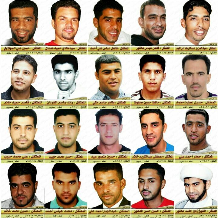 أخبار كرزكان  (@KarzakkanNews): #البحرين #كرزكان نيوز صورة<2> لليوم التاسع على التوالي والأخبار منقطعة تماماً عن جميع معتقلي البلدة في سجن جو. http://t.co/0vj6eq36Fd