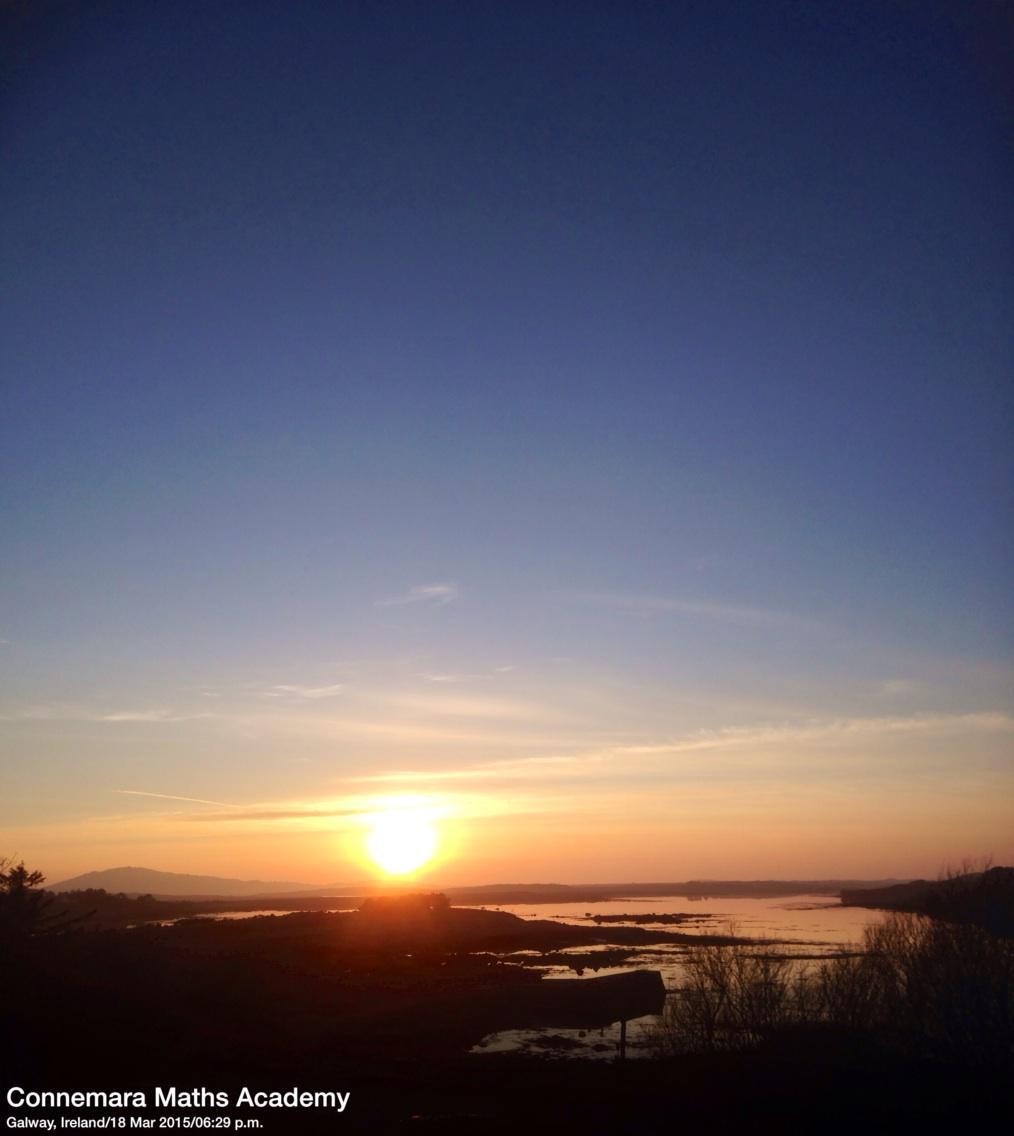 Gorgeous evening after a wonderful day #Connemara #Ireland @renvyleweather @ConnemaraWildat @wildatlanticway http://t.co/gKYCTOcShM
