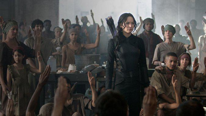 Watch the 'Hunger Games: Mockingjay, Part 2' Logo Echoing the Franchise's Highs (Video)